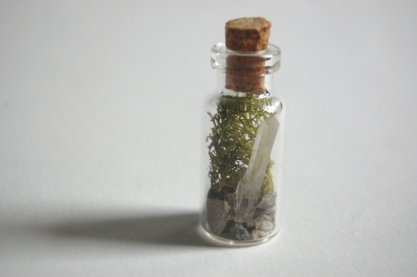 DIY Tiny Terrarium Necklace
