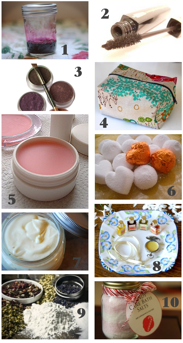 These bath and beauty tutorials include homemade beauty recipes, pretty nails gift wrapping, and DIY Spa gift baskets. As always, the Tip Junkie Bath and Beauty Homemade Gifts site has hundreds of pictured tutorials for Homemade Gifts so you can always search there if you re looking for something specific. {wink} Bath and Body. 1.
