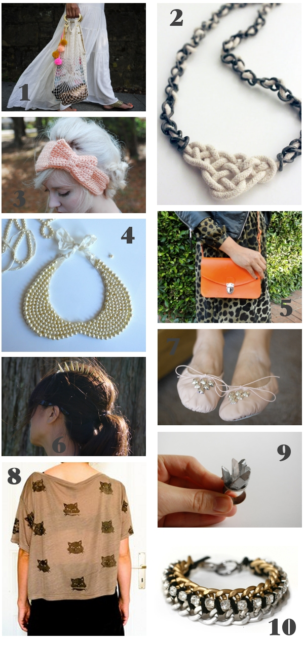 DIY gift guide for the fashionista