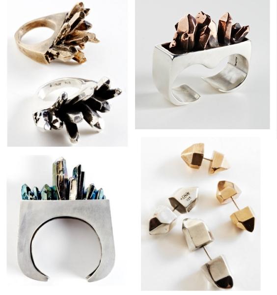 Pamela Love jewelry