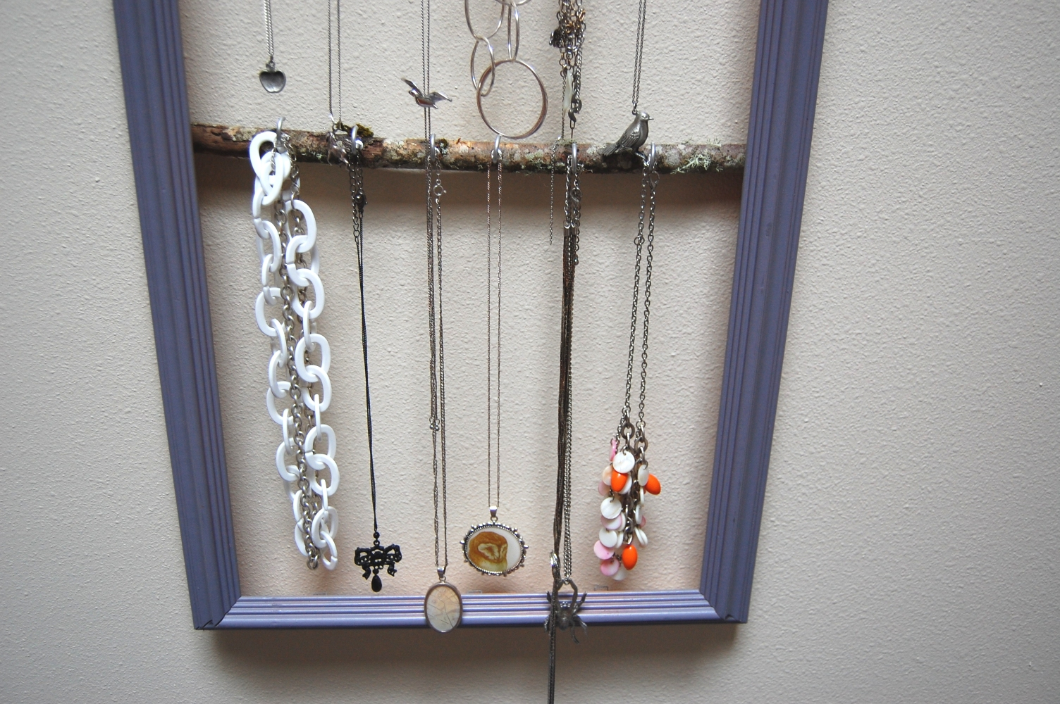 DIY Wooden Jewelry Rack Wooden PDF store woodworking plans
